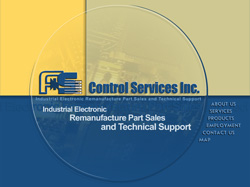 Создание сайта компании FS Controls Services Inc
