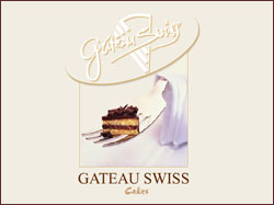 Сайт фирмы GATEAU SWISS